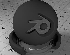3D model Rubber Shader