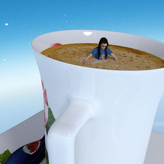 I want Coffee!
