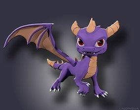 3D printable model Skylanders Academy Spyro