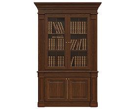Bookcase 1500 3D model