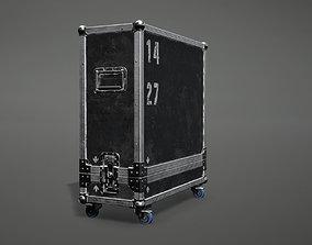 3D asset Flight Case - Game Ready