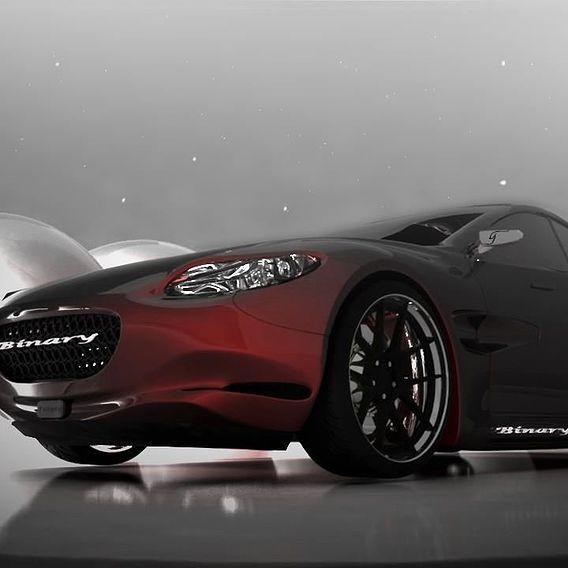 Binary automotive design
