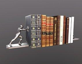 books book holders 3D printable model