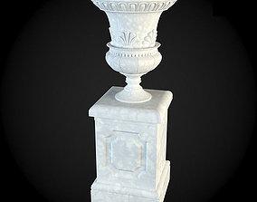 Pedestals 3D model