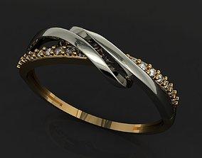 3D printable model Ring Art