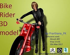Bike Rider 3D