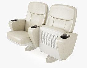 Cinema Seating Smart Economy Chair 3D