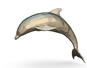 3D print model Dolphin figure figurines