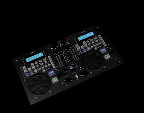 Music Mixtable 3D