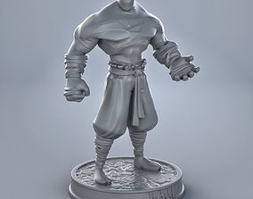 Baal Ninja 3D print model