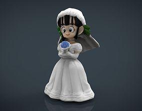 Chi-Chi Bride 3D asset