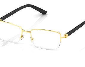 3D print model optic Eyeglasses for Men and Women