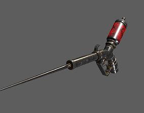 3D printable model Little Sister Weapon