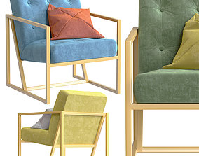 Chair Terni 3D model