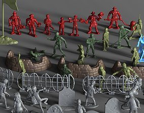 3D Scanned Miniatures collection