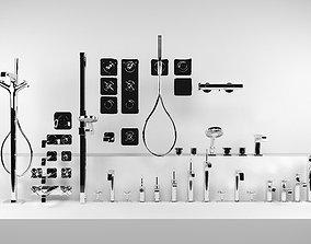 washing Bathroom faucet Axor Citterio E 3D