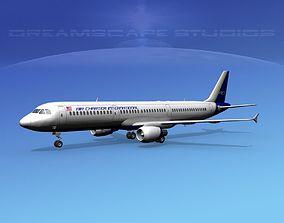 Airbus A321 Air Charter Intl 1 3D