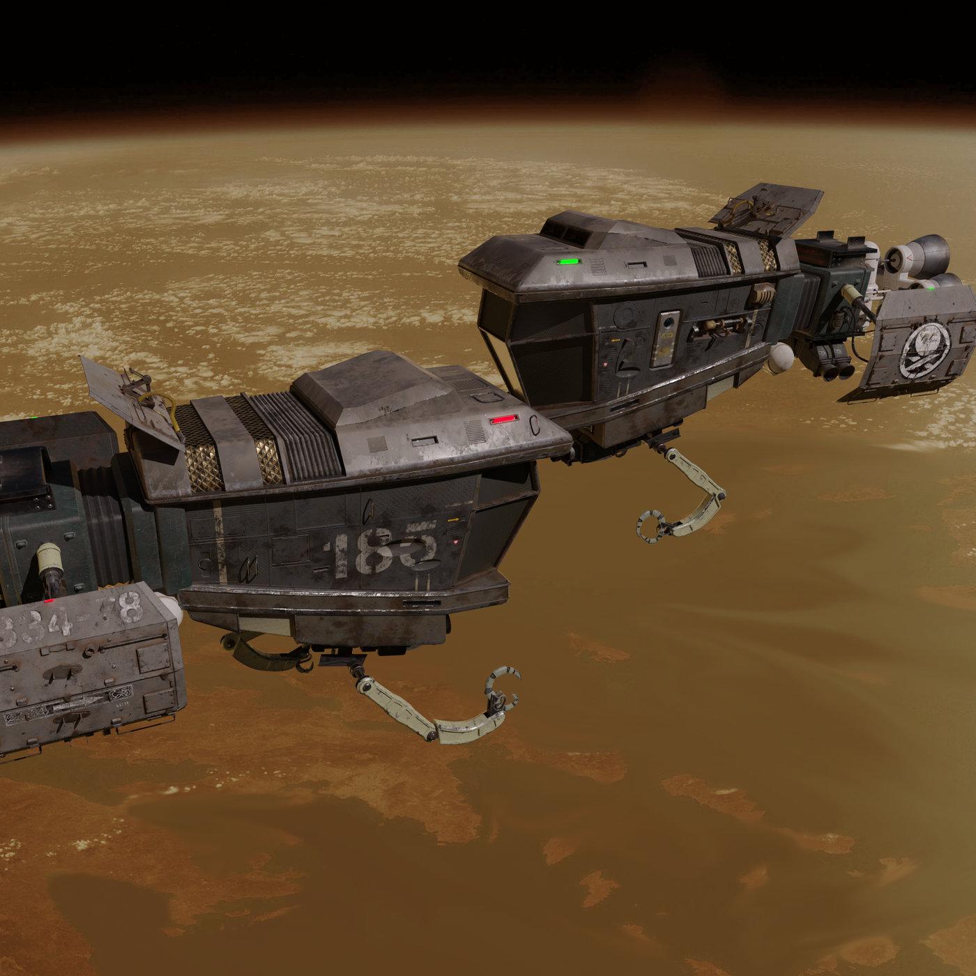 Dune Pirate Spaceships