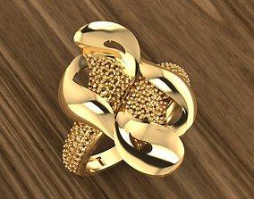 3D print model jewel Ring 25