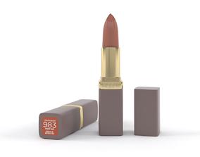 LOreal Paris Lipstick 3D