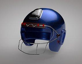 Rawling Baseball Helmet 3D model