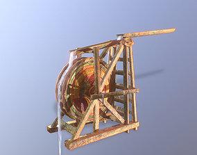 Water Mill 3D model