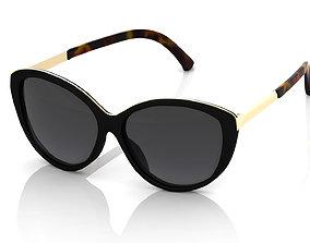 3D printable model wear Eyeglasses for Men and Women