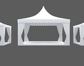 Event Tent 5x5 and 3x3 3D
