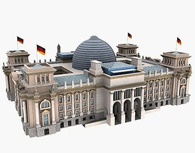 The Reichstag 3D