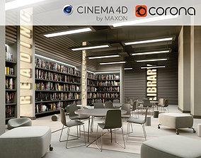 Corona - C4D Scene files - Library 3D model