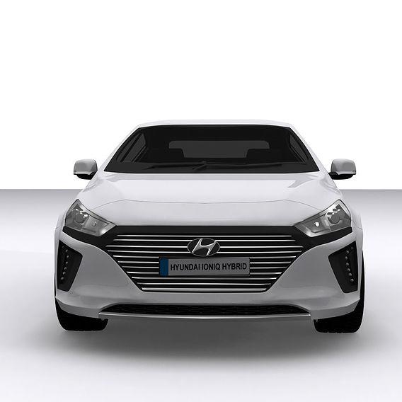 Hyundai-Ioniq-Hybrid 2017