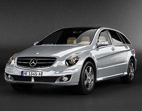 Mercedes R Class 3D