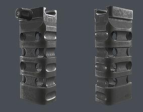 3D model Tactical Framed Grip