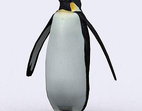 animated 3DRT - Penguin