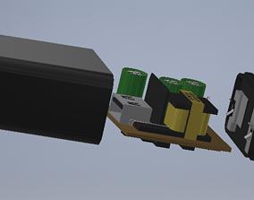 plug USB Charger Model