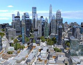 3D Big City 45
