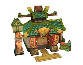 3D Low mold games - shops