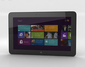 3D model Dell Venue 11 Pro