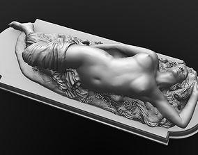 3D print model Bacchante sculpture