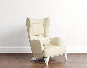 PJ Lounge Chair 3D model