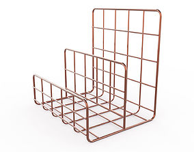 Grid Collection - Correspondence Holder 3D