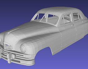 Packard 1948 Body Car printable 3D
