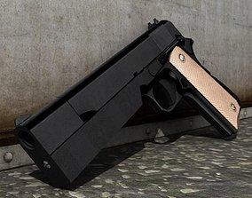 Colt GS 3D model