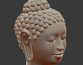 Buddha Head model decor