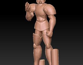 3D print model Saint Seiya - Aldebaran Taurus