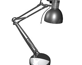 3D Swing arm lamp