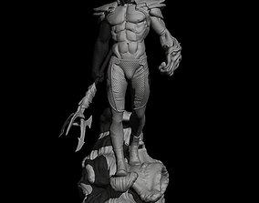 3D print model Fan Art - Phoenix Force Namor