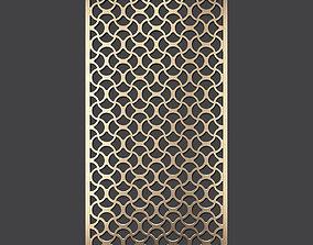 Decorative panel 294 3D