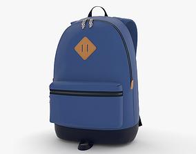 Backpack teen 3D