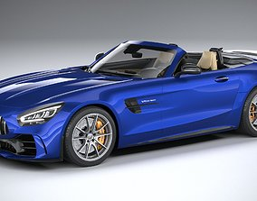 Mercedes-Benz AMG GT R Roadster 2020 3D